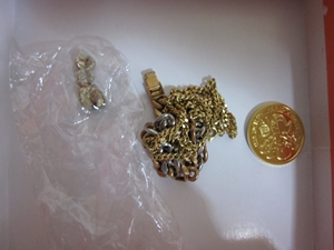 ゴールド製品・金歯・銀歯