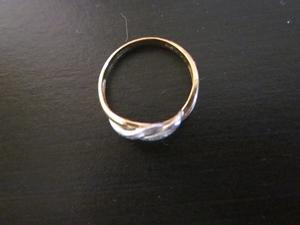 プラチナの指輪